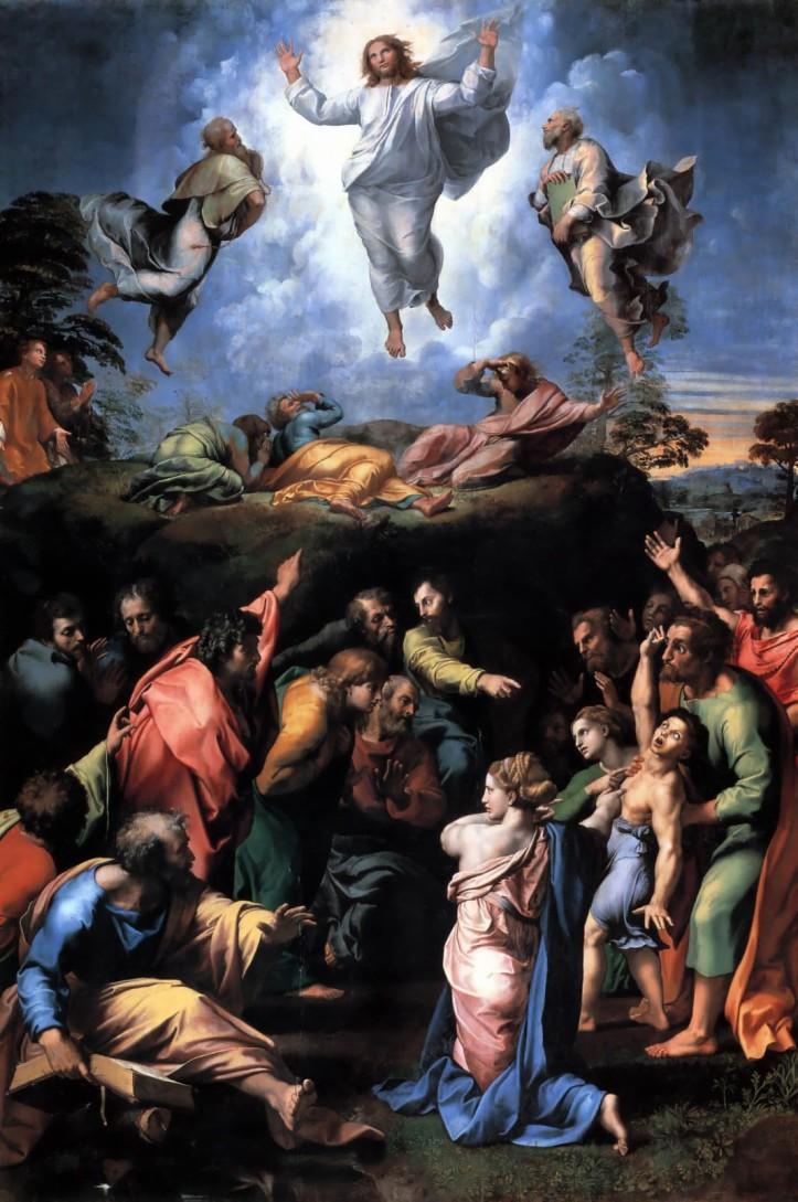 Transfiguration_Raphael_1518-1520